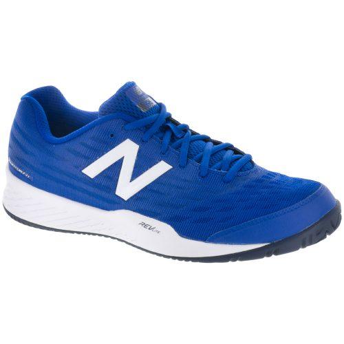 New Balance 896v2: New Balance Men's Tennis Shoes Royal/Royal