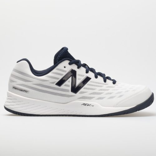 New Balance 896v2: New Balance Men's Tennis Shoes White/Black