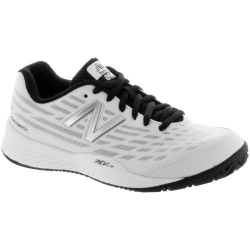 New Balance 896v2: New Balance Women's Tennis Shoes White/Pigment