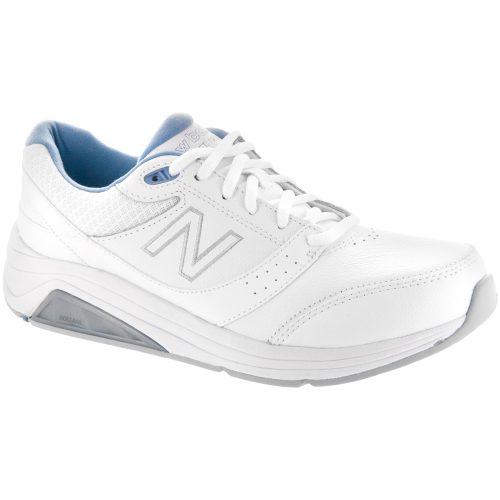 New Balance 928v2: New Balance Women's Walking Shoes White/Blue