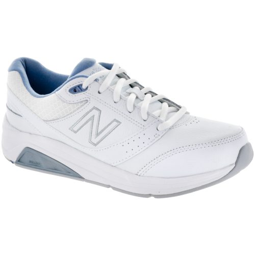 New Balance 928v3: New Balance Women's Walking Shoes White/Blue