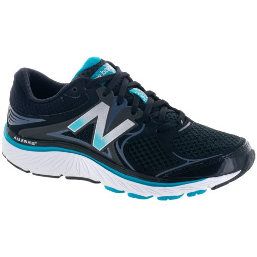 New Balance 940v3: New Balance Women's Running Shoes Black/Pisces/Thunder