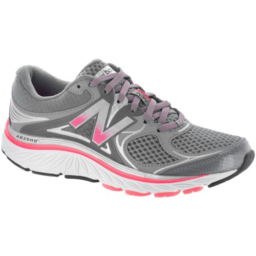 New Balance 940v3: New Balance Women's Running Shoes Silver/Gray/White