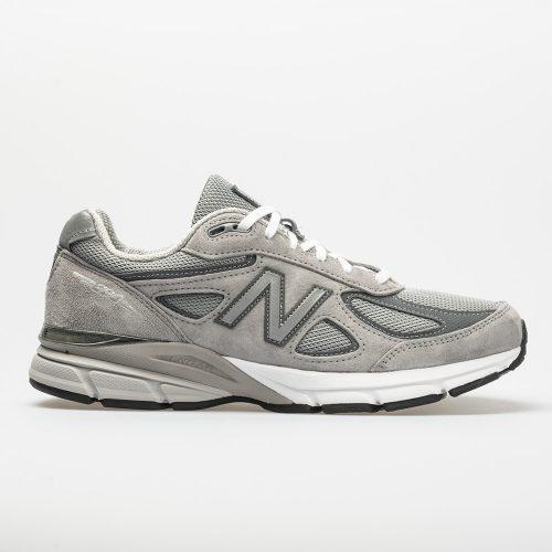 New Balance 990v4: New Balance Men's Running Shoes Gray/Castlerock