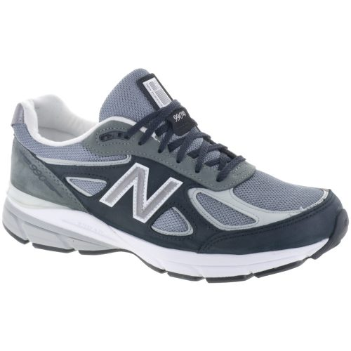 New Balance 990v4: New Balance Men's Running Shoes Magnet/Silver Mink