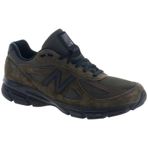 New Balance 990v4: New Balance Men's Running Shoes Military Green