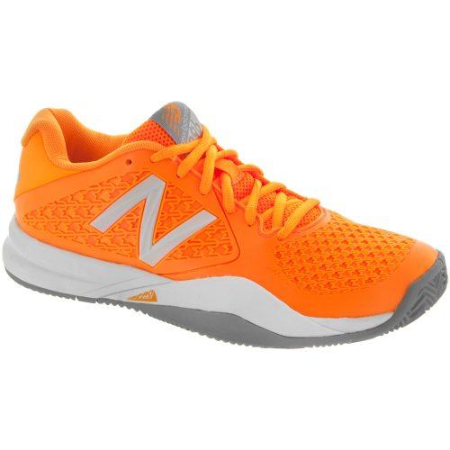 New Balance 996v2: New Balance Women's Tennis Shoes Orange/Gray