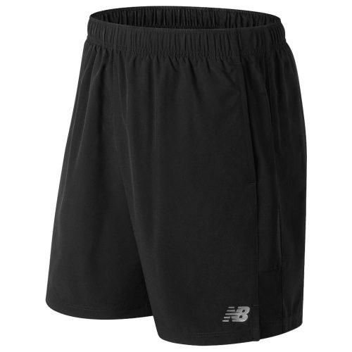 "New Balance Accelerate 7"" Shorts: New Balance Men's Running Apparel Spring 2018"