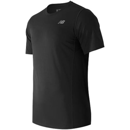 New Balance Accelerate Short Sleeve Tee Spring 2017: New Balance Men's Running Apparel