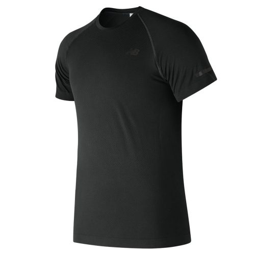 New Balance Aericore Short Sleeve Top: New Balance Men's Running Apparel Summer 2018