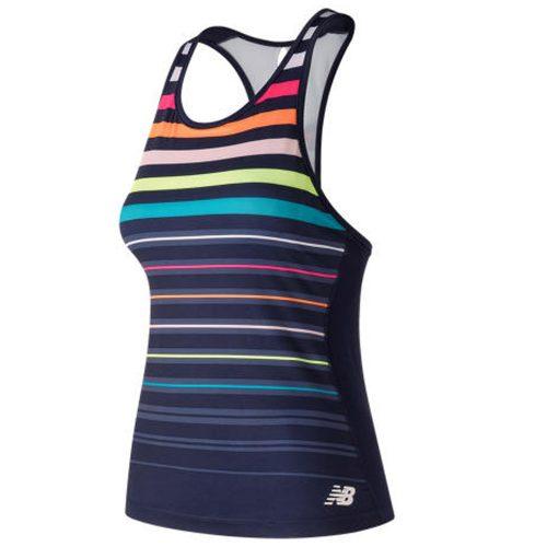 New Balance Akhurst Tank: New Balance Women's Tennis Apparel Fall 2017