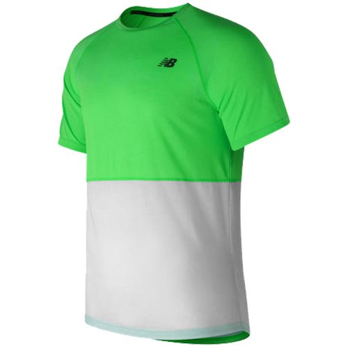 New Balance CBK Breathe Short Sleeve Tee Spring 2017: New Balance Men's Running Apparel