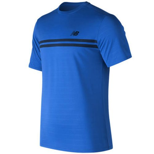 New Balance Court Crew: New Balance Men's Tennis Apparel Fall 2017