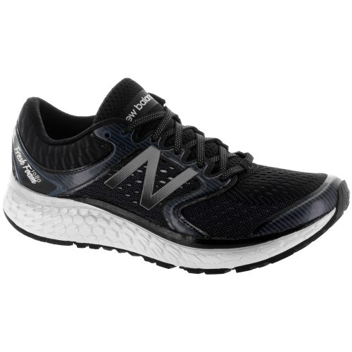 New Balance Fresh Foam 1080v7: New Balance Men's Running Shoes Black/White
