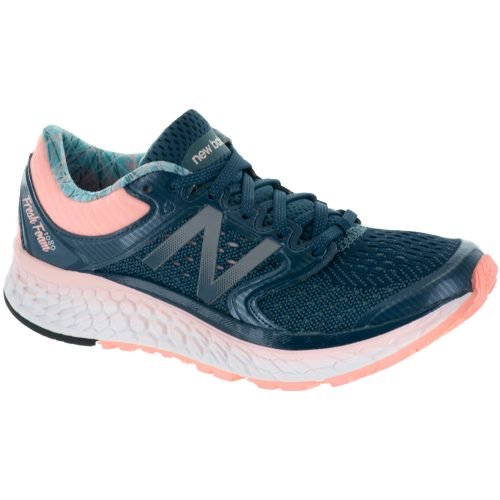 New Balance Fresh Foam 1080v7: New Balance Women's Running Shoes Supercell/Sunrise