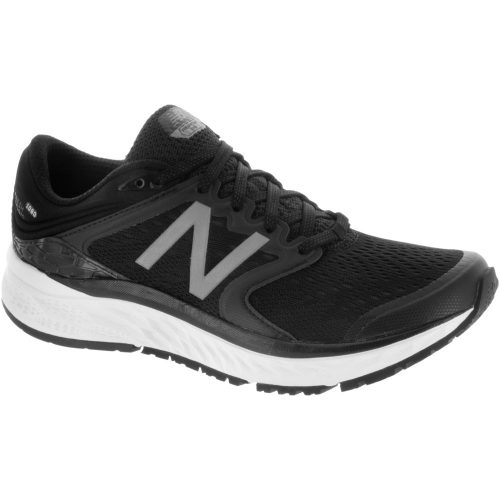 New Balance Fresh Foam 1080v8: New Balance Women's Running Shoes Black/White