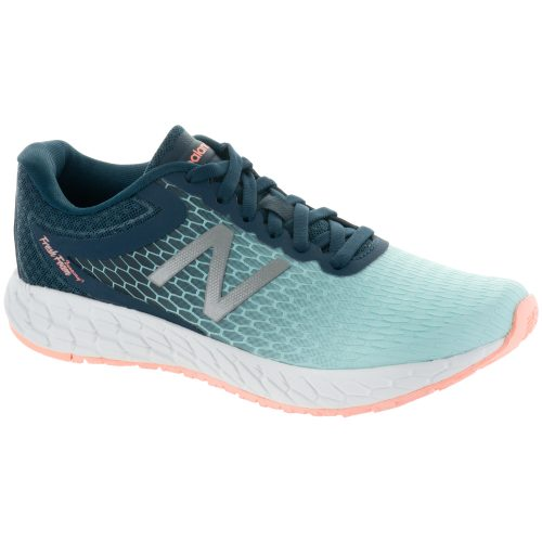New Balance Fresh Foam Boracay: New Balance Women's Running Shoes v3 Supercell/Ozone Blue/Bleach