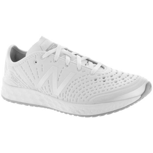 New Balance Fresh Foam Crush: New Balance Women's Training Shoes White/Silver Mink