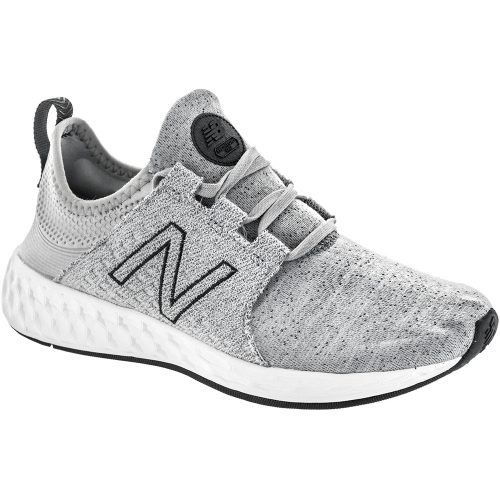 New Balance Fresh Foam Cruz v1: New Balance Women's Running Shoes Silver/Mink/Outerspace/White