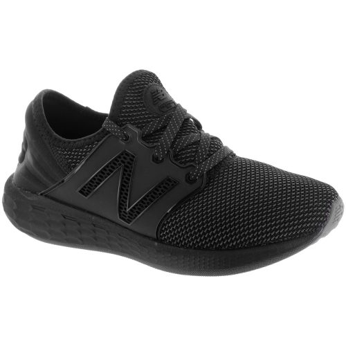 New Balance Fresh Foam Cruz v2: New Balance Men's Running Shoes Black/Black