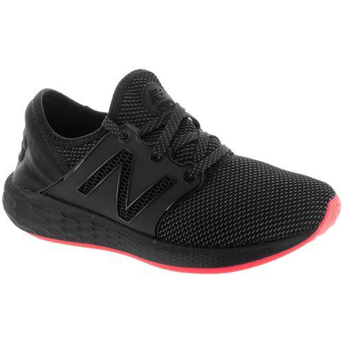 New Balance Fresh Foam Cruz v2: New Balance Women's Running Shoes Black/Black