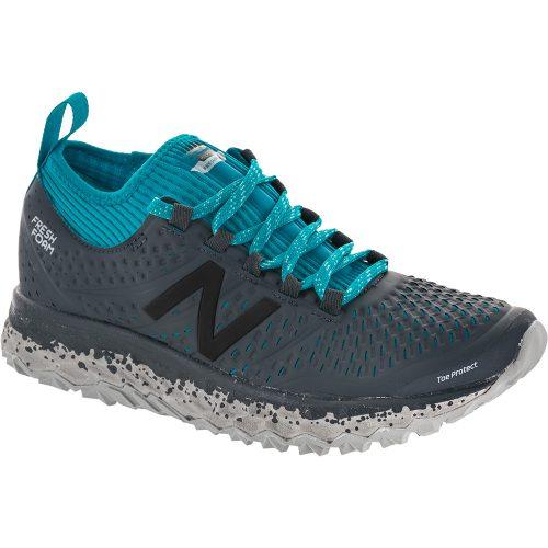 New Balance Fresh Foam Hierro: New Balance Women's Running Shoes Thunder/Maldives Blue