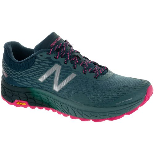 New Balance Fresh Foam Hierro v2: New Balance Women's Running Shoes Typhoon/SuperCell/Alpha Pink