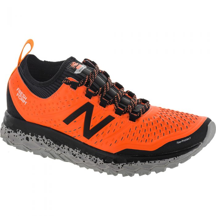New Balance Fresh Foam Hierro v3: New Balance Men's Running Shoes Dynomite/Black/Impulse