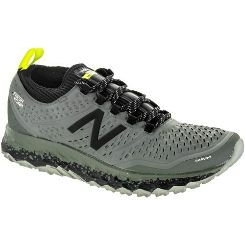 New Balance Fresh Foam Hierro v3: New Balance Men's Running Shoes Military Foliage/Green/Black
