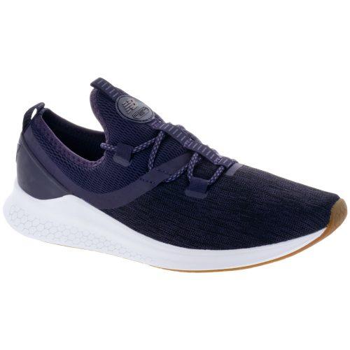 New Balance Fresh Foam LAZR: New Balance Women's Running Shoes Elderberry/Thistle/White Munsell