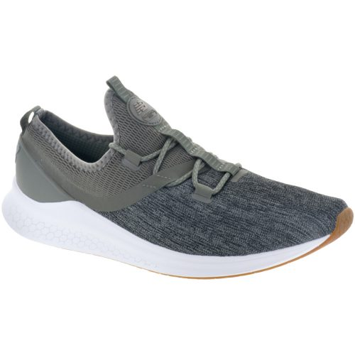 New Balance Fresh Foam LAZR: New Balance Women's Running Shoes Magnet/Team Away Gray/White Munsel