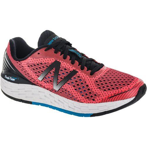 New Balance Fresh Foam Vongo: New Balance Women's Running Shoes Vivid Coral/Black