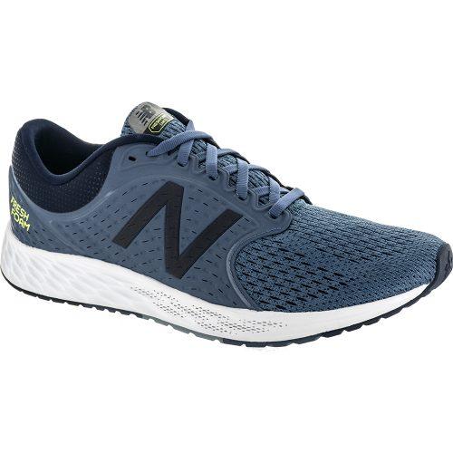 New Balance Fresh Foam Zante v4: New Balance Men's Running Shoes Deep Porcelain Blue/Indigo