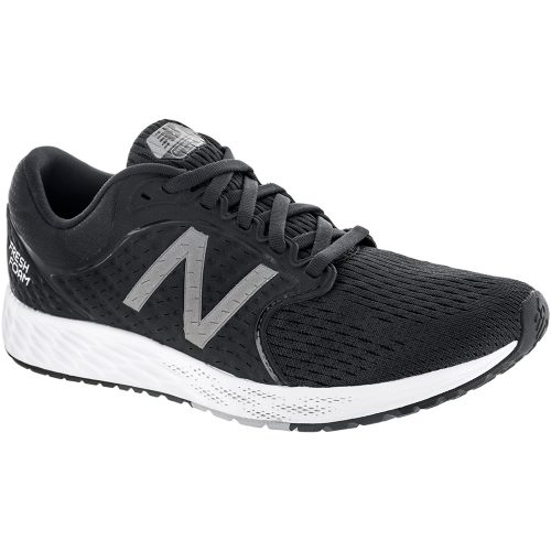 New Balance Fresh Foam Zante v4: New Balance Women's Running Shoes Black/Phantom/Silver Metallic