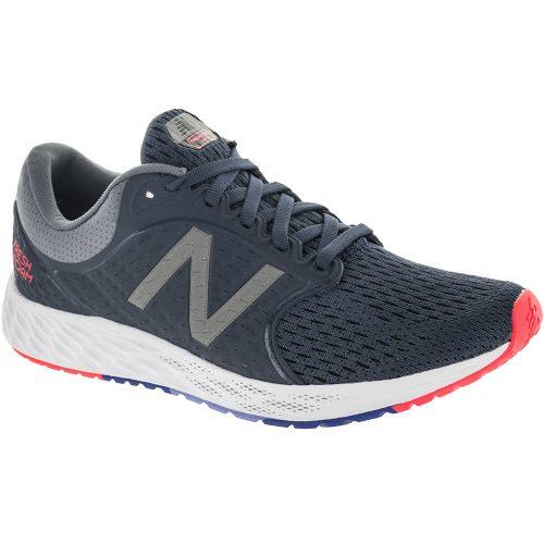 New Balance Fresh Foam Zante v4: New Balance Women's Running Shoes Gunmetal/Arctic Fox/Black