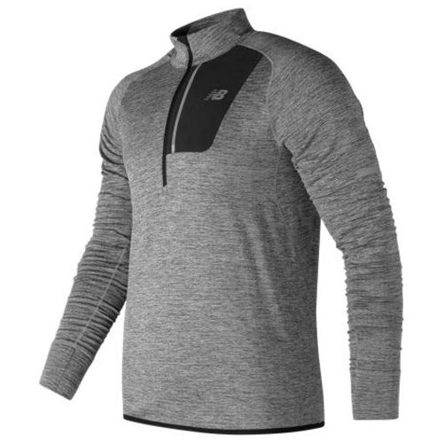New Balance Heat Half Zip: New Balance Men's Running Apparel
