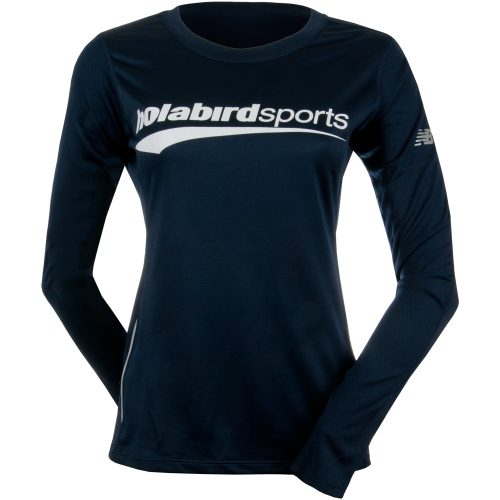 New Balance Holabird Sports Long Sleeve Tech Tee: Holabird Sports Women's Running Apparel