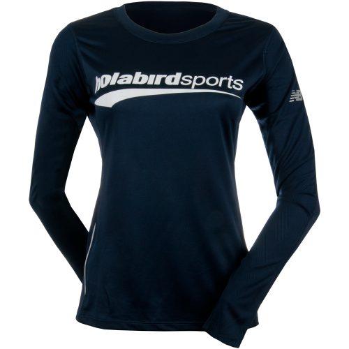 New Balance Holabird Sports Long Sleeve Tech Tee: Holabird Sports Women's Running Apparel