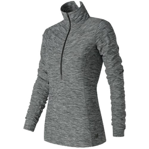 New Balance In Transit Half Zip: New Balance Women's Running Apparel