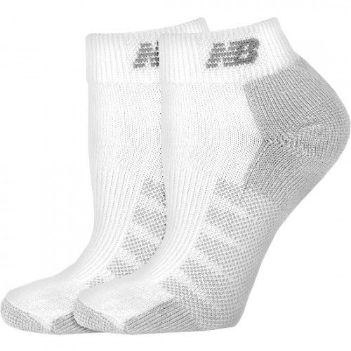 New Balance Low Cut with Coolmax Socks 2 Pack: New Balance Socks
