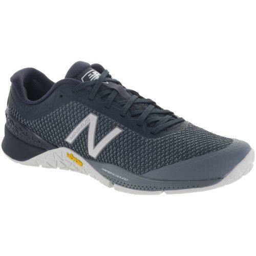 New Balance Minimus 40: New Balance Men's Training Shoes Gray/Gray
