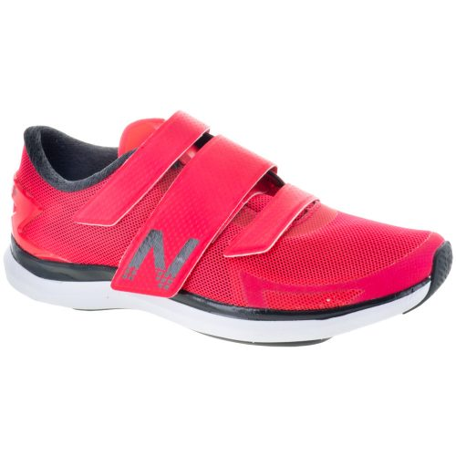 New Balance NBCycle WX09: New Balance Women's Training Shoes Energy Red/Platinum