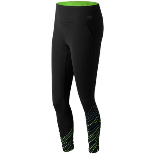 New Balance Premium Performance Tight Print: New Balance Women's Running Apparel