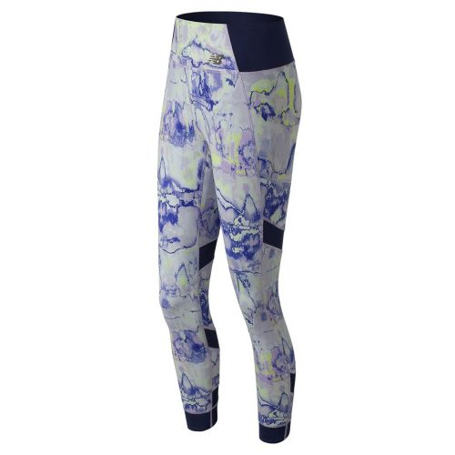 New Balance Printed Evolve Tight: New Balance Women's Running Apparel