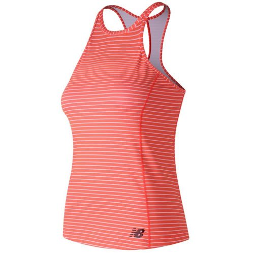 New Balance Printed Rally Court Tank Spring 2018: New Balance Women's Tennis Apparel