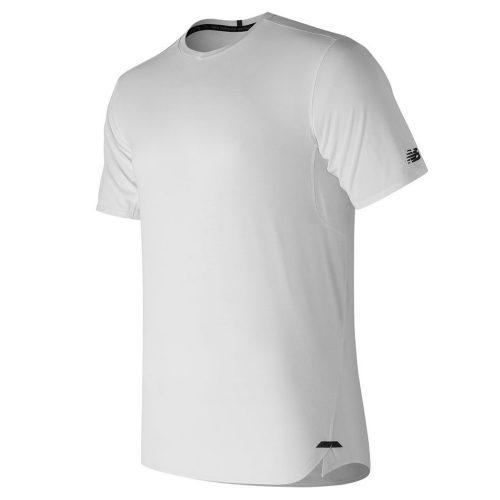 New Balance Q Speed Short Sleeve Tee: New Balance Men's Running Apparel Summer 2018