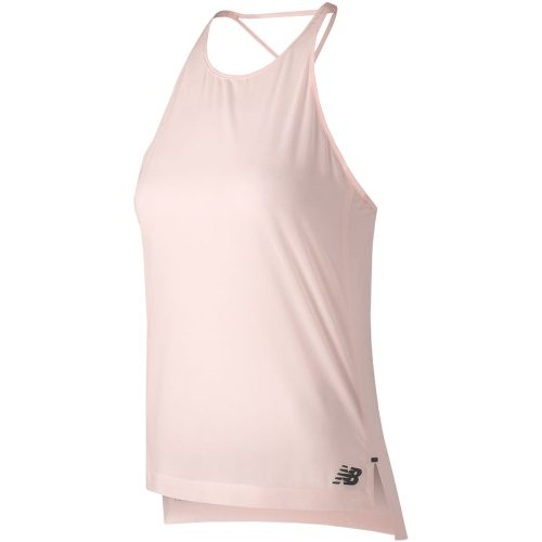 New Balance Q Speed Woven Tank: New Balance Women's Running Apparel