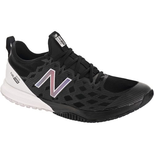 New Balance QIK: New Balance Men's Training Shoes Black/White