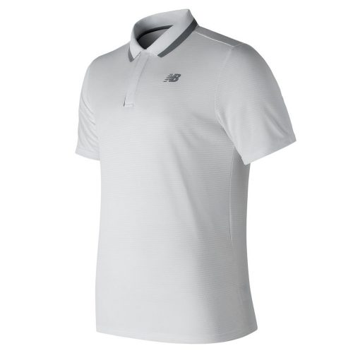 New Balance Rally Classic Polo Spring 2018: New Balance Men's Tennis Apparel