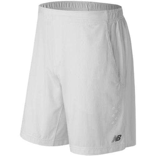 "New Balance Tournament 9"" Short Spring 2017: New Balance Men's Tennis Apparel"